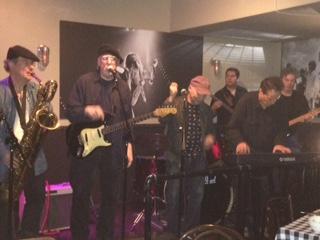 Wild Horse Blues Jam Thanksgiving 2015