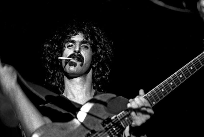 Zappa With SG