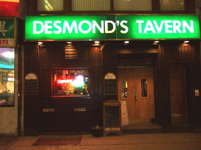 Desmond's Tavern