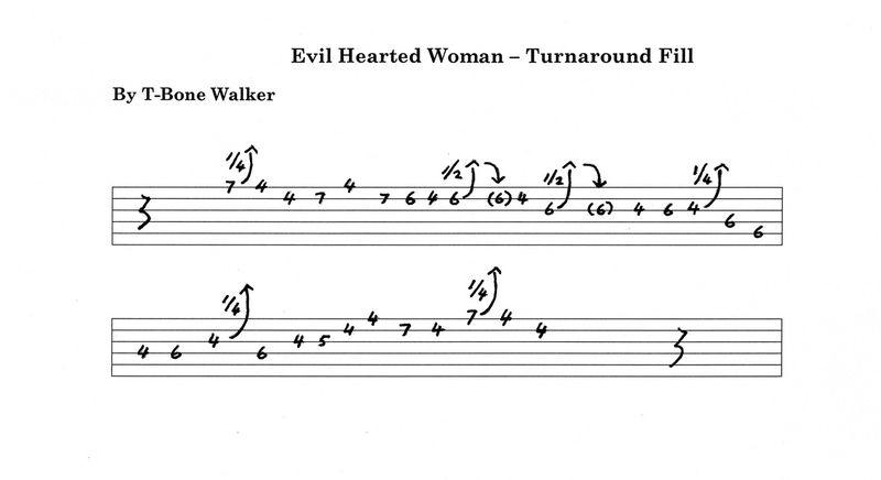T-Bone Walker Evil Hearted Woman