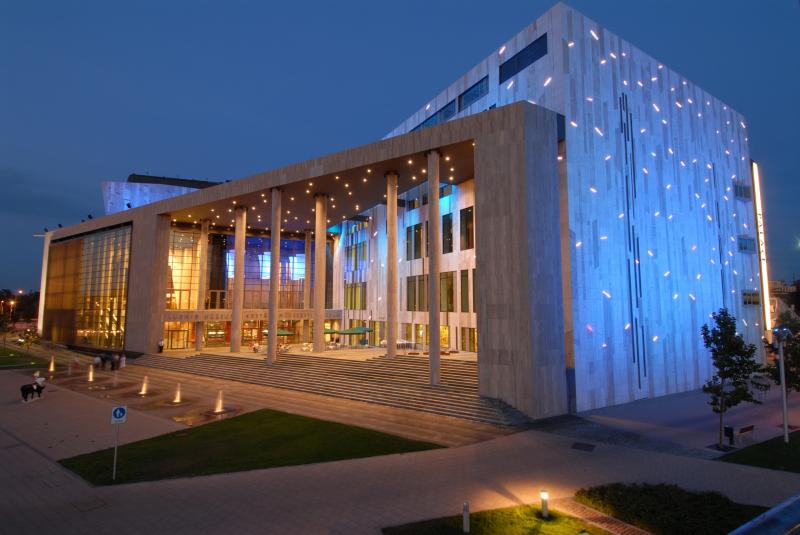 Bartok Concert Hall