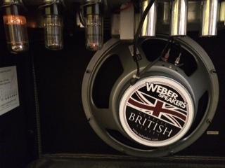 Weber Speaker