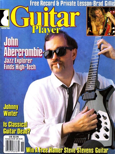 Abercrombie Guitar Player Cover