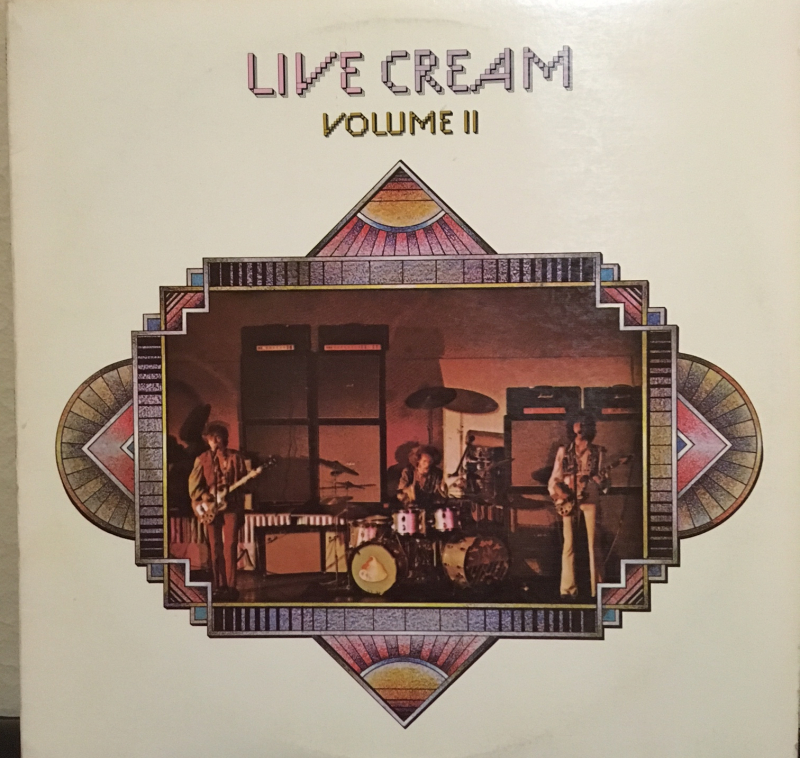 Live Cream Vol II