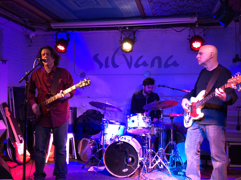 Saints and Sinners at Silvana