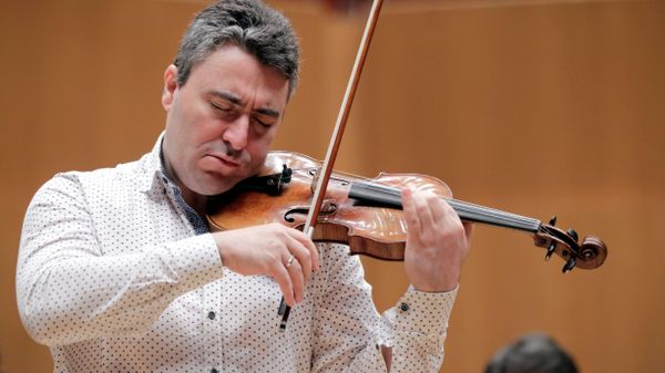 Maxim Vengerov today