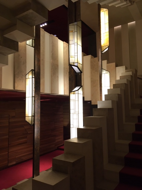 Bartok Hallway