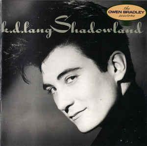 Kd lang shadowland