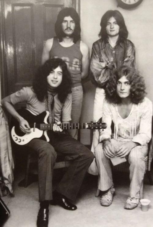 Led Zeppelin Danelectro